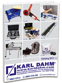 Werkzeugkatalog Karl Dahm