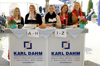 Karl Dahm Handwerkertage 2017