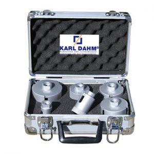 Diamant-Trockenbohrkronen-Set Art. 50215 von Karl Dahm