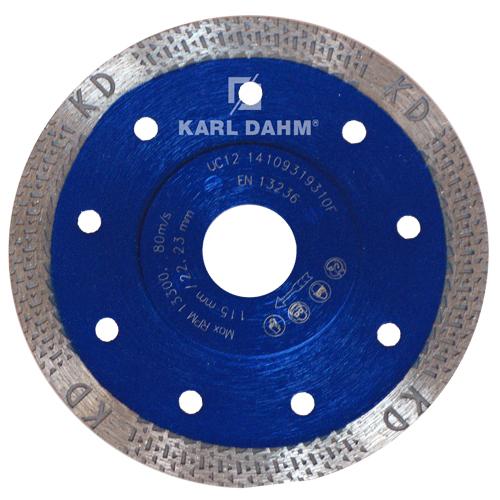 Diamanttrennscheibe Karl Dahm, Art. 50271