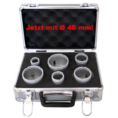 Karl Dahm Diamantbohrkronen-Set neu von Karl Dahm