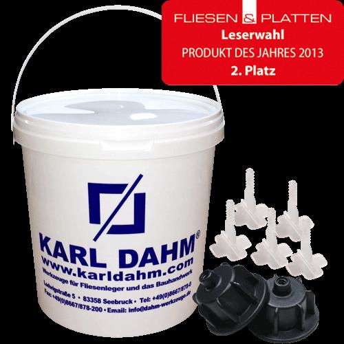 Fliesen Nivelliersystem Karl Dahm