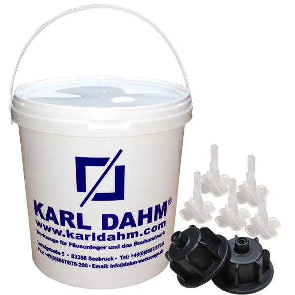 Fliesen-Nivelliersystem Basisset Karl Dahm
