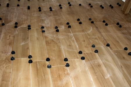Fliesen Nivelliersystem Holzoptik Fliesen