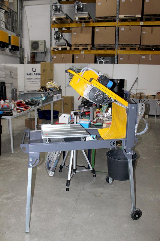 Karl Dahm Sonderverkaufstag - gebrauchte Maschinen