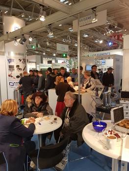Bau Messe München - Karl Dahm Nivelliersystem