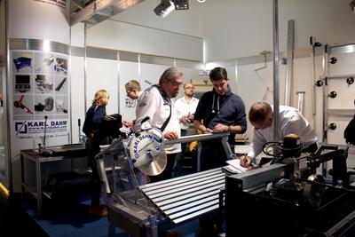 BAU Messe München 2017 – Das Handwerk ist wieder auf dem Vormarsch