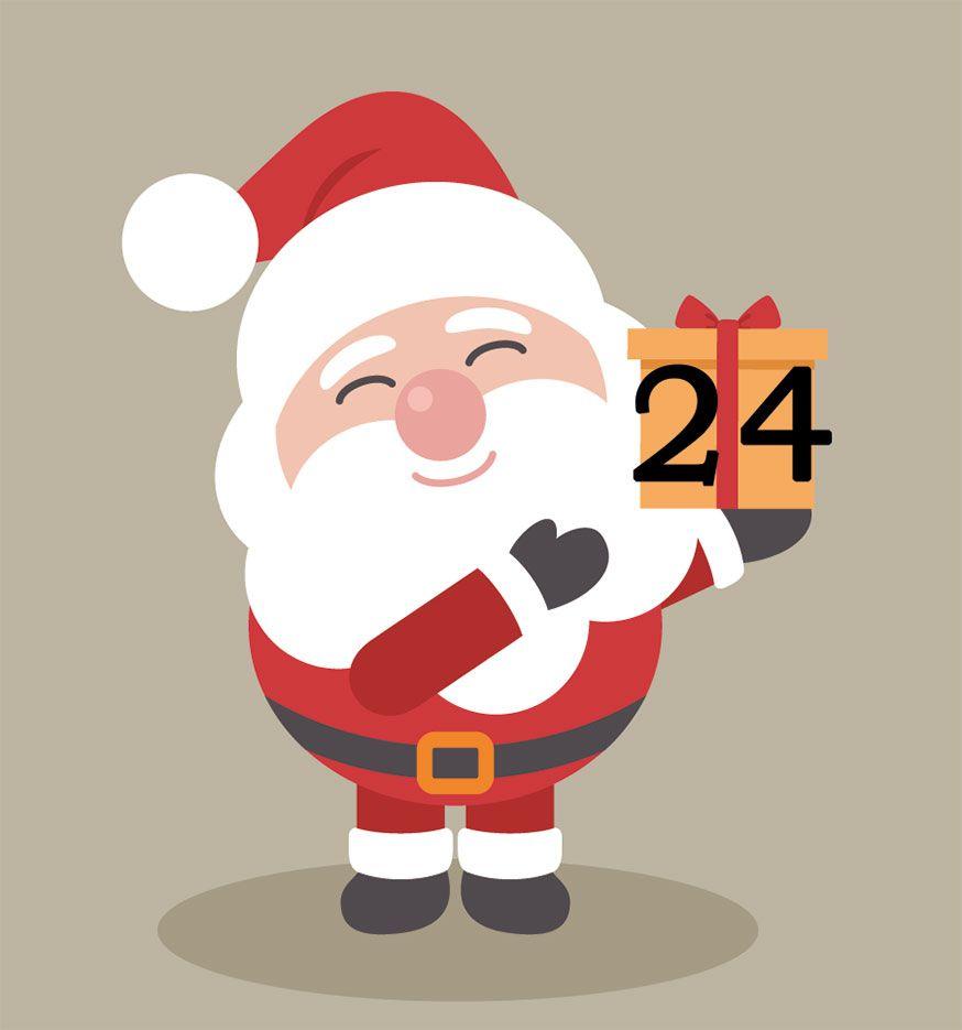 Adventskalender KARL DAHM Tür 24