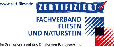 Zert-Fliese Qualitätsprogramm des Fachverbands für Fliesen und Naturstein - KARL DAHM