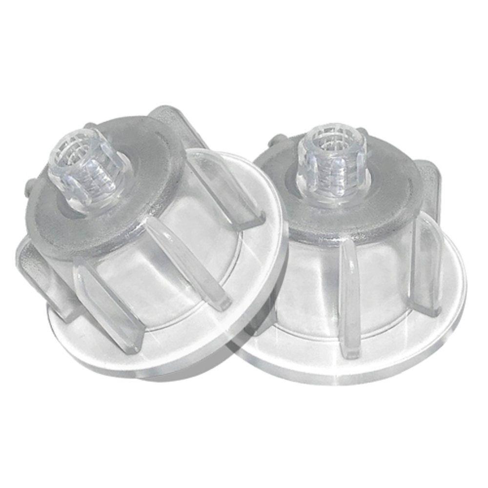Transparente Zughauben Fliesen Nivelliersystem 3-12 mm Fliesenstärke
