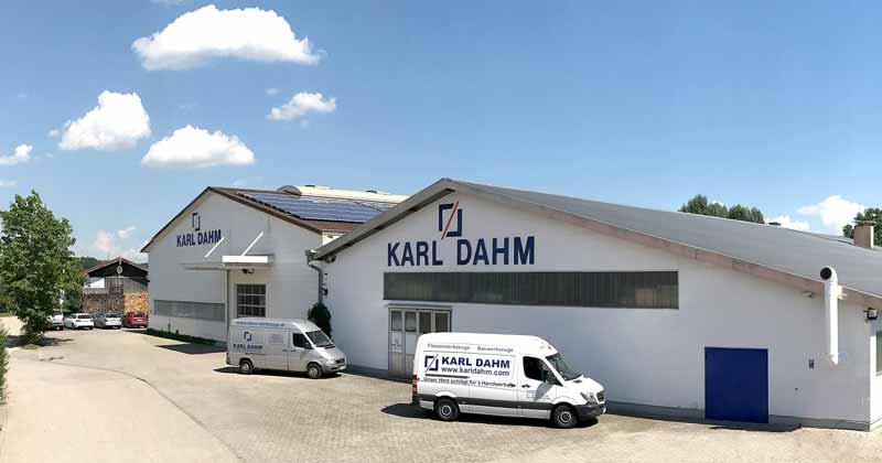 Karl Dahm Fliesenwerkzeuge Fachverkauf Seebruck am Chiemsee