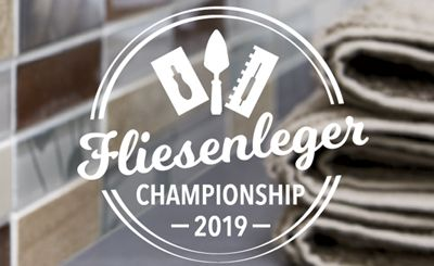 Fliesenleger Championship 2019 KARL DAHM