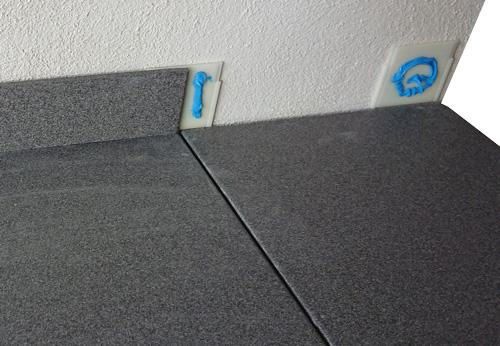 FlieSo-Flex System - gleicht Höhenunterschiede aus
