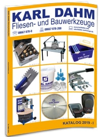 Katalog 2019-I KARL DAHM - Fliesenlegerwerkzeuge