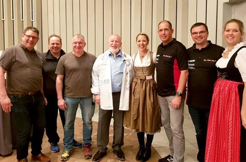 Fliesen und Platten Forum 2019 - Versteigerung effektiver Zeit KARL DAHM