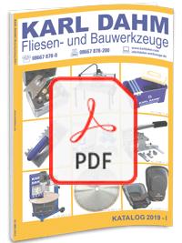 KARL DAHM Katalog PDF
