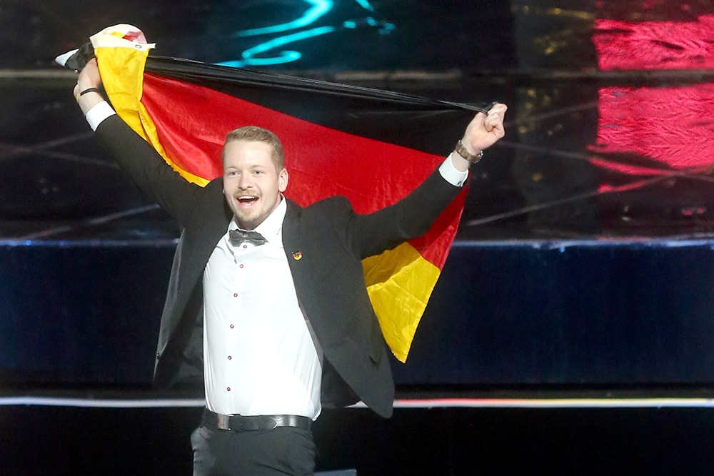 Fliesenleger Weltmeister Janis Gentner - WorldSkills Kazan 2019