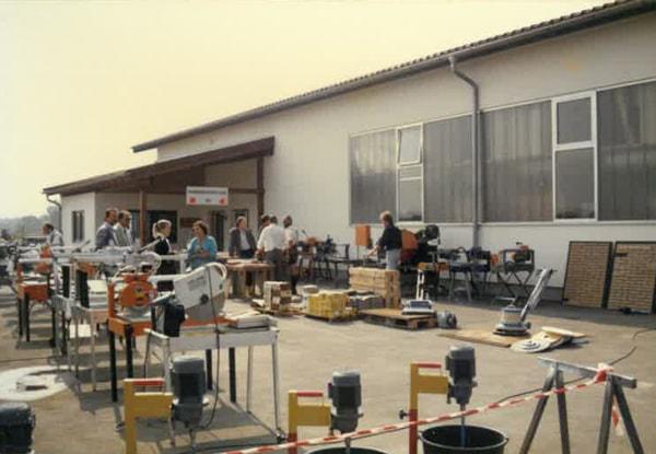 KARL DAHM Handwerkertage - 1985 finden zum ersten Mal die Handwerkertage in Seebruck statt
