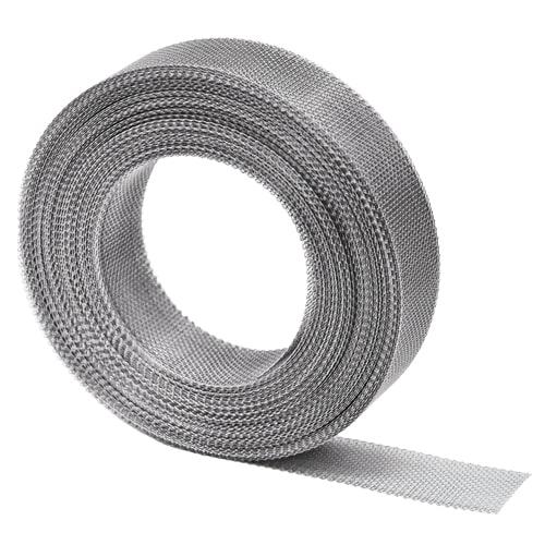 Schnittschutzband silber, mit Gitterstruktur zum Schutz von Abdichtungen - in zwei Varianten erhältlich bei KARL DAHM