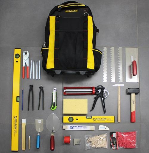 Werkzeugausrüstung Basic von KARL DAHM