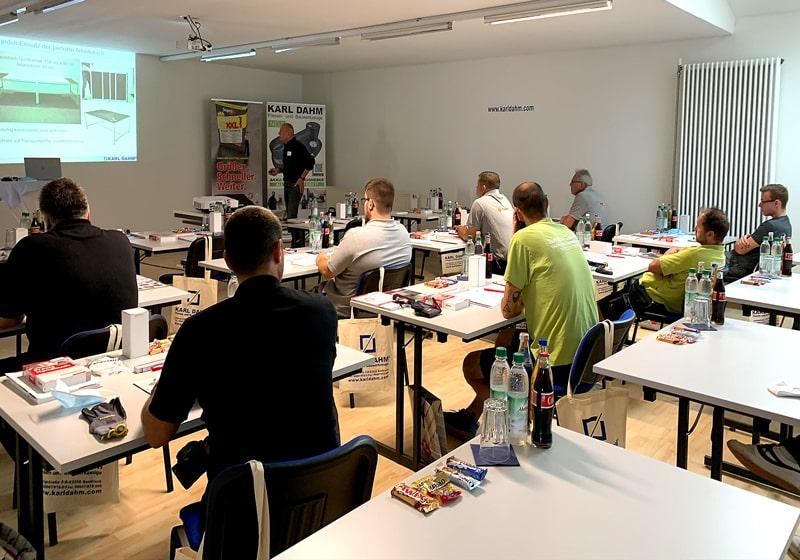 Großformat Werkzeuge - Vortrag Stefan Müllner von KARL DAHM