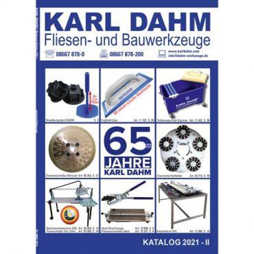 Neuer Katalog Karl Dahm